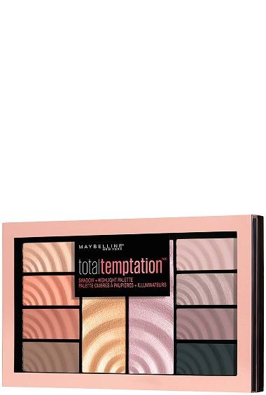Total Temptation Eyeshadow & Highlighter Palette